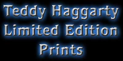 Limited Edition Prints by Teddy Haggarty